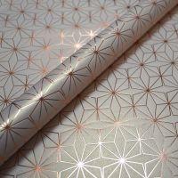 Rose Gold Geometric