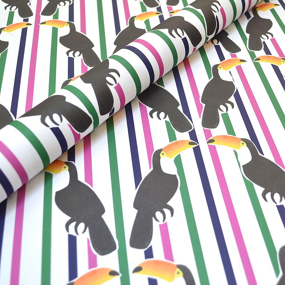 Toucan Stripes