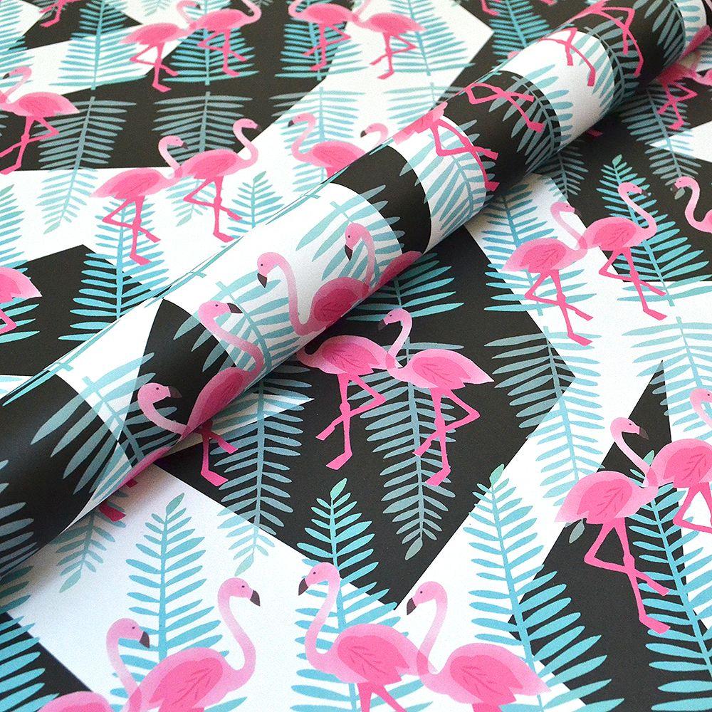 Funky Flamingos