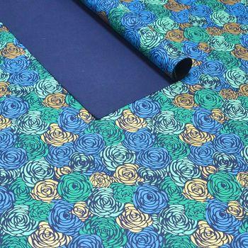 Rambling Roses Blue