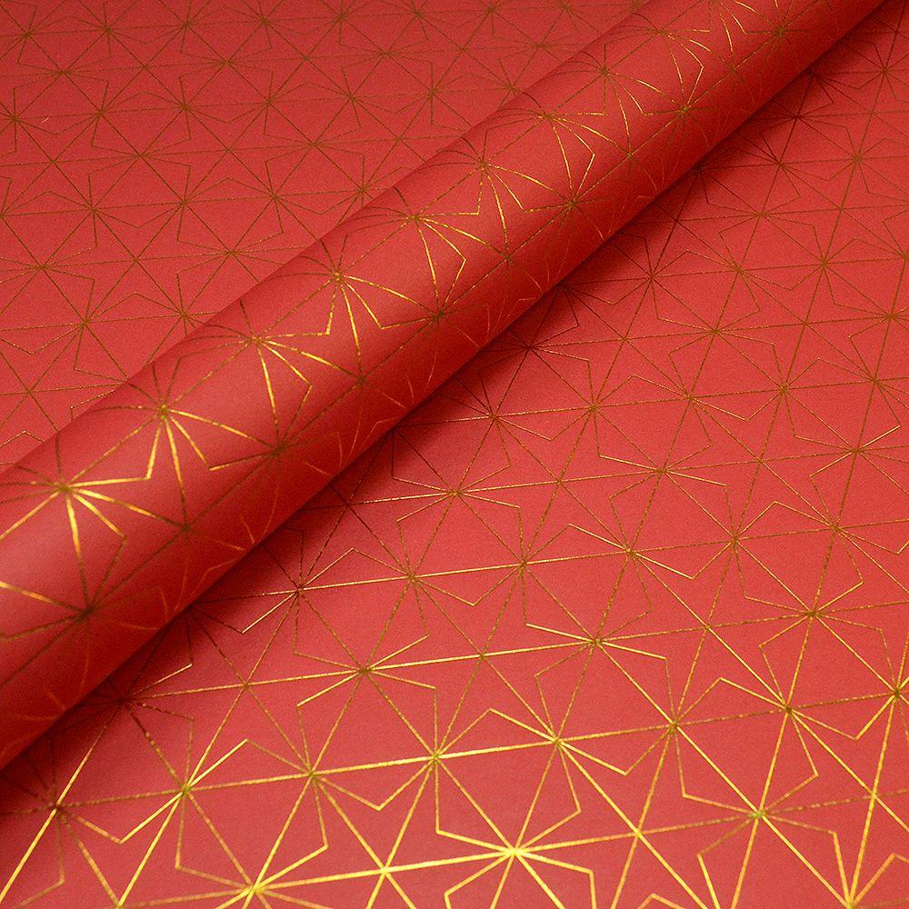 Red Star Geometric