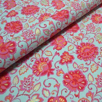 Summer Floral Pink