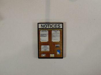 PW07 - Notice Board