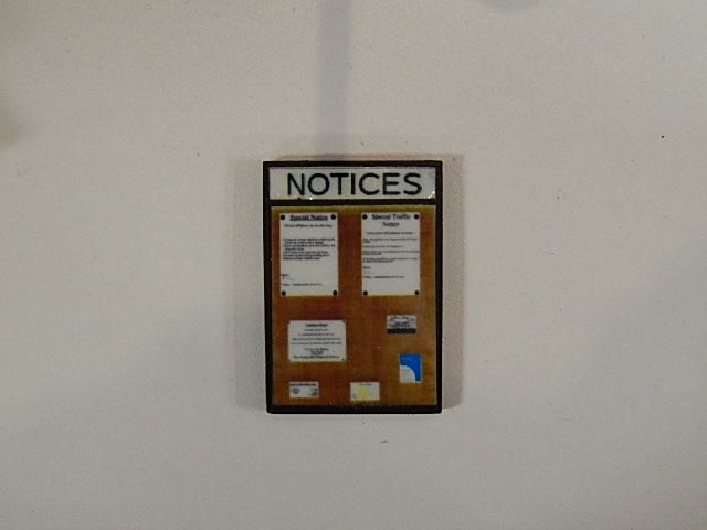 PW07 - Notice Board