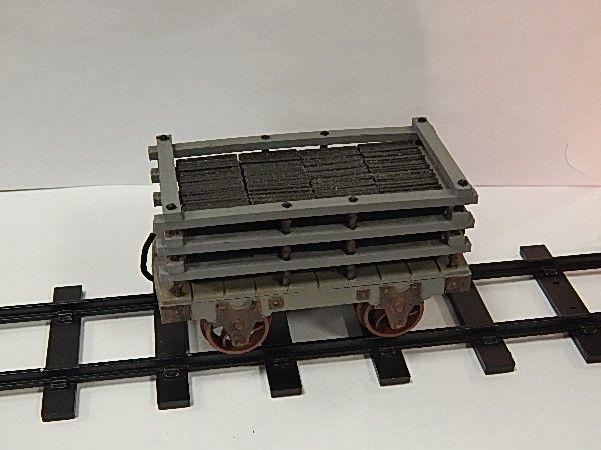 PW19/2 - Slate Stacks for Binnie Slate Wagons