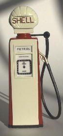 PW26 - Petrol Pump