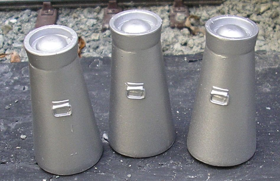 PW22 - Victorian Milk Churns