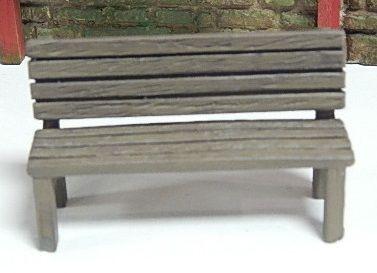 PW27 - Garden Bench