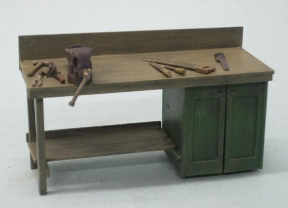 PW64 - Work Bench