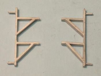 PW65 - Wall Shelf Brackets