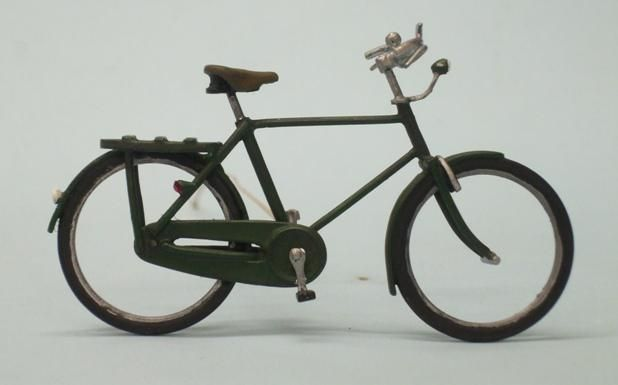PW73 - Gents 1950's Raleigh Bicycle