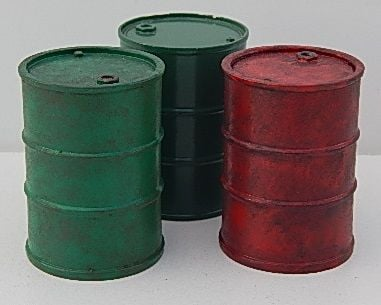 PW20 - Oil Drums