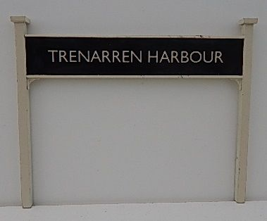 PW29 - Station Nameboard