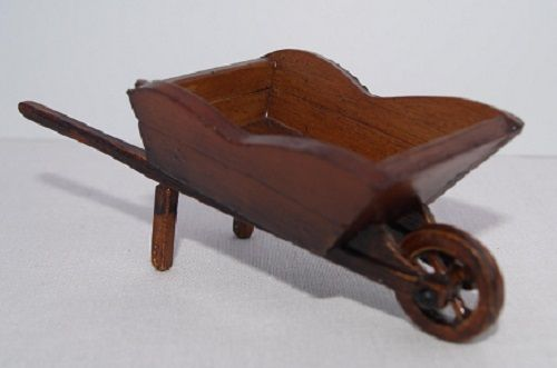 PW90 - Wooden Wheelbarrow
