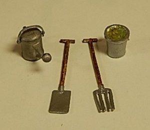 PW91 - Garden Tool Set