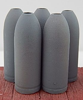 PW108 - 9.5in Shells