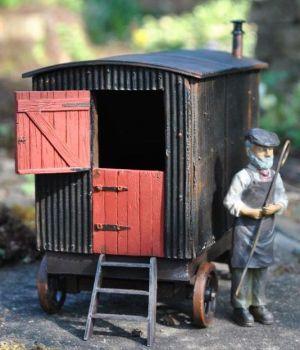 BK007 - Shepherds Hut