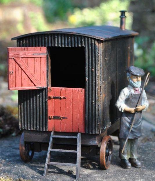 BK008 - Shepherds Hut
