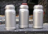 PW01P - Small Milk Churns (3)