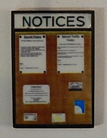 PW07P - Notice Board