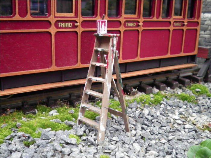 PW44 - Step Ladder