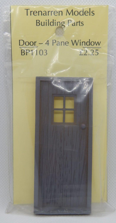 BP1103 - Door 4 Pane Window