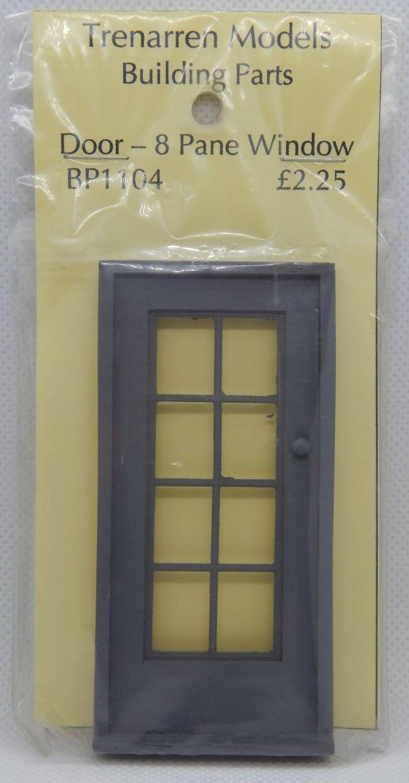 BP1104 - Door 8 Pane Window