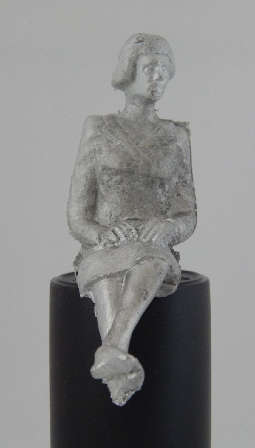 PP16 - Seated Woman