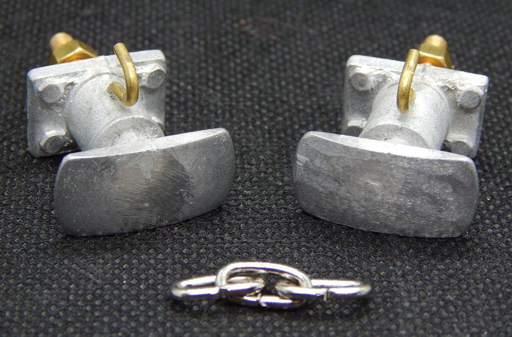 GX095 - Centre Buffer Coupling (Pair)