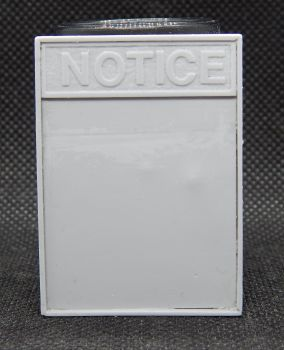PW99113 - Notice Board#2