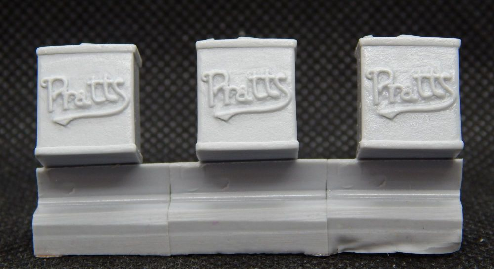 PW99101/2 - Pratts Petrol Cans