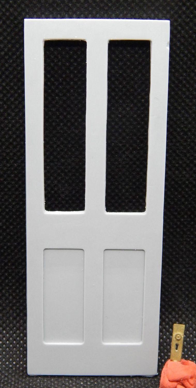 BP1108 - Half Glazed Door