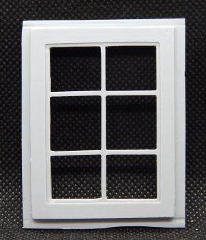 BP1201 - 6 Pane Window