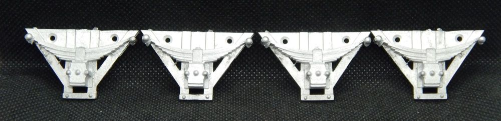 GX161 - L&B Style Axle boxes