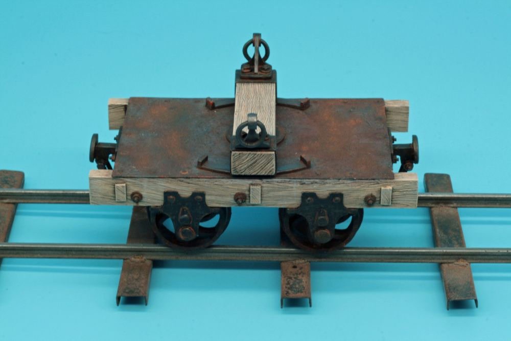 10. Meadow Castings Rolling Stock