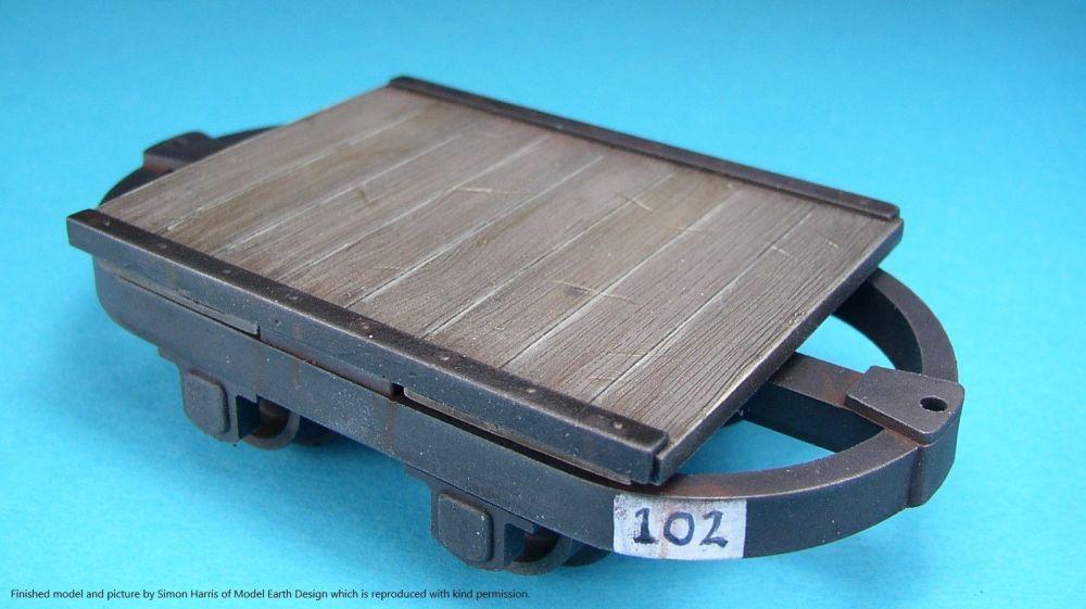 MCBS-01 Flat