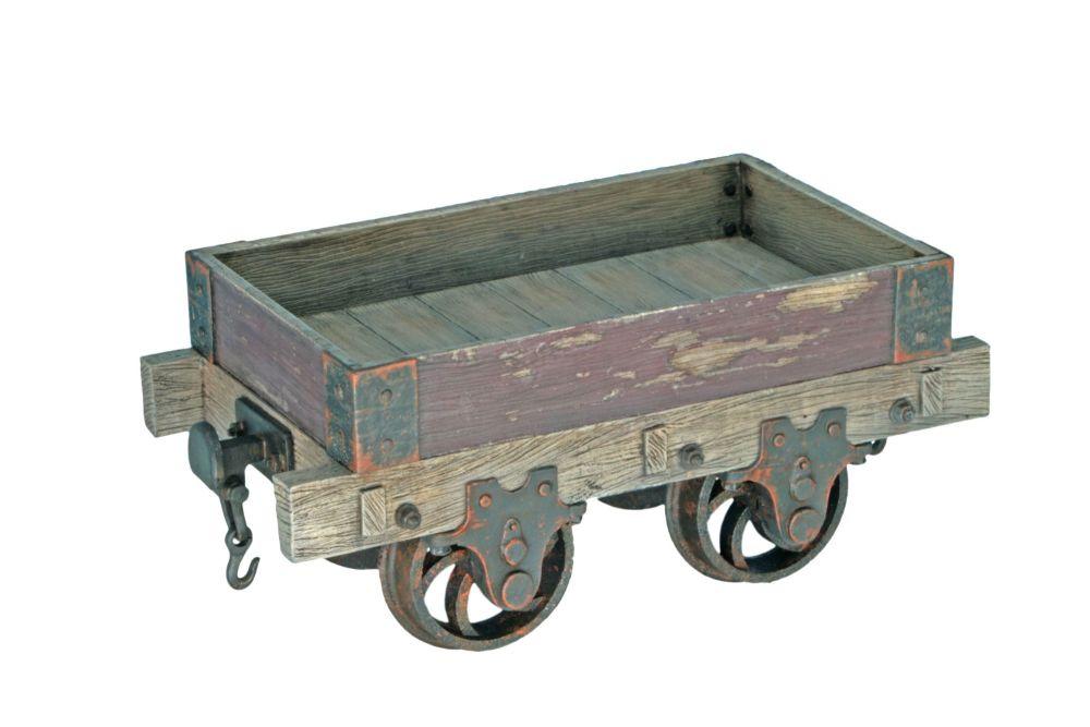 MCQR-04 Quarry Style 1 Plank Wagon