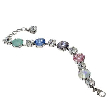 Rivoli Pastel Bracelet