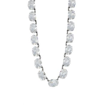 Crystal Collet Necklace