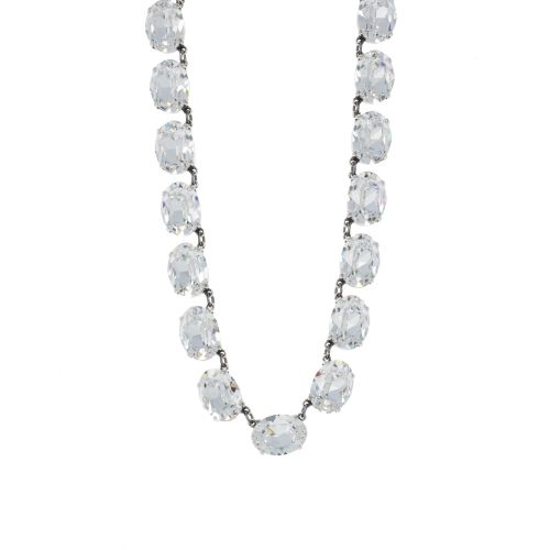 Crystal Riviere Necklace
