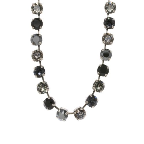 Shades of Black Crystal Choker