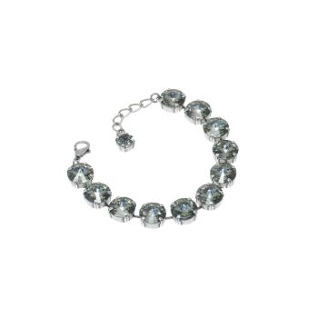 Rivoli Black Diamond Bracelet