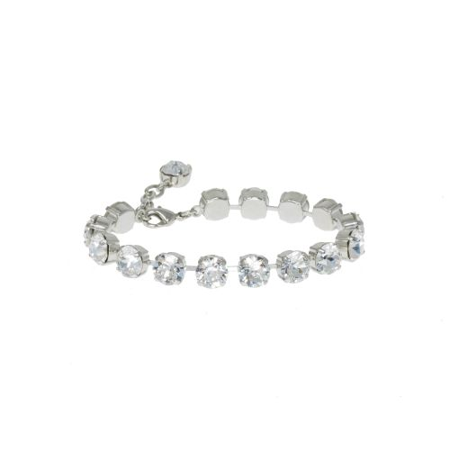 Medium Crystal Tennis Bracelet