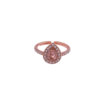 Amy Ring - Vintage Rose