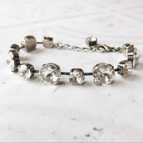 Rivoli Crystal Bracelet