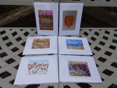 Greetings Cards by Janet Watson Art