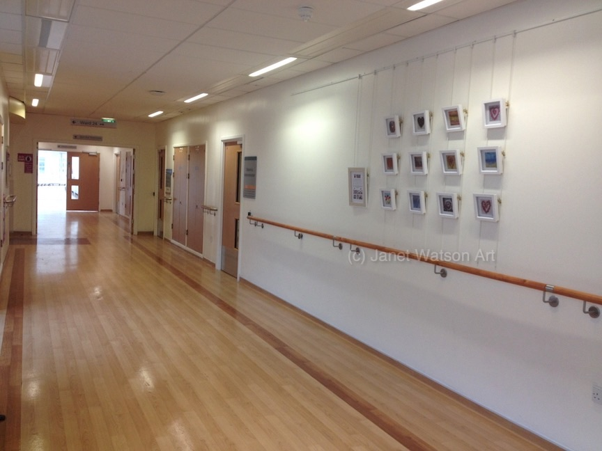 Hopspital Prints by (c) Janet Watson Art copy-1