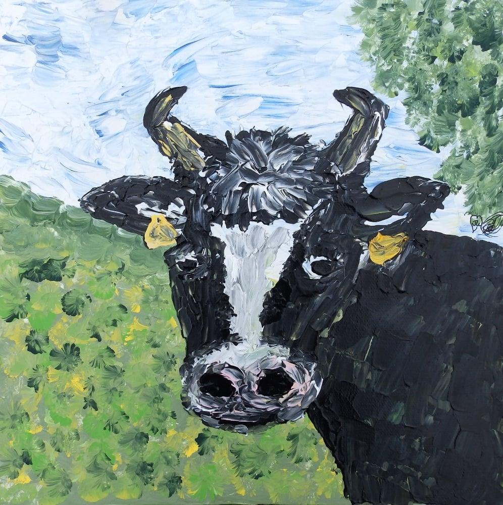 Cow Artwork