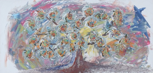 Magic Tree - Spinning Flowers Collection designed and created by (c) Janet