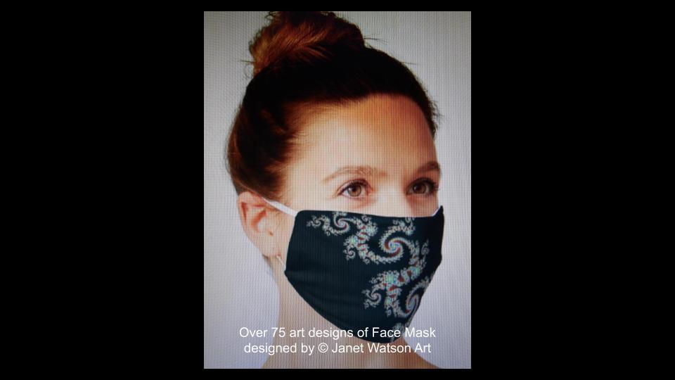 Web facemask 4 (c) janetwatsonart